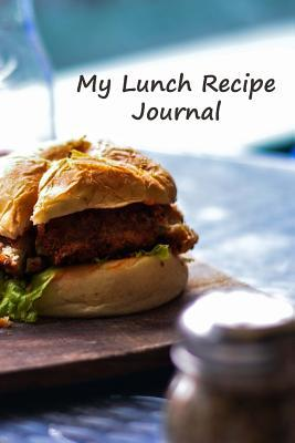 My Lunch Recipe Journal