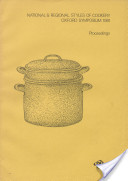National and Regional Styles of Cookery