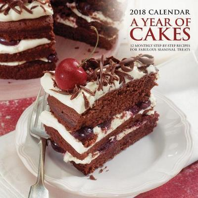 A Year of Cakes 2018...