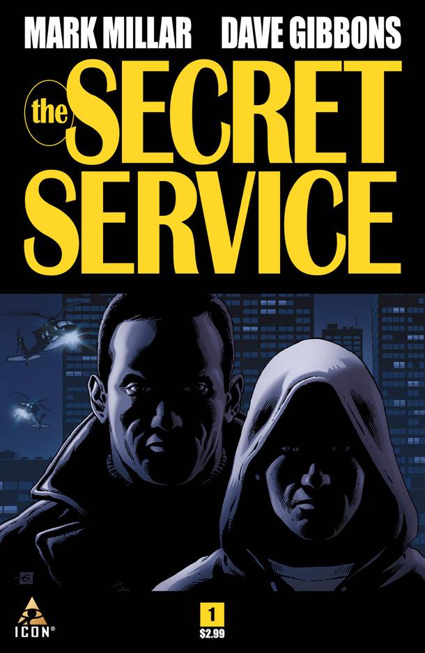 The Secret Service Vol.1 #1