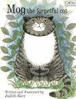 Mog Forgetful Cat Book