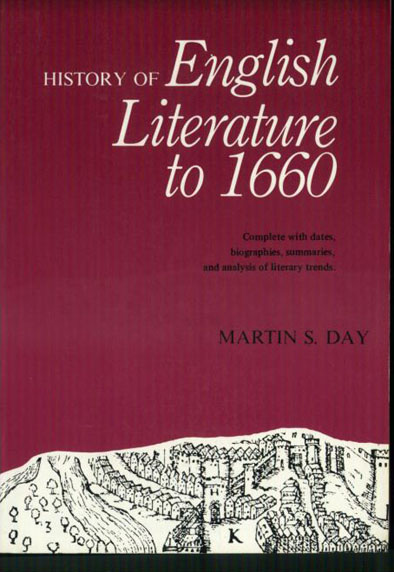 History of English Literature to 1660