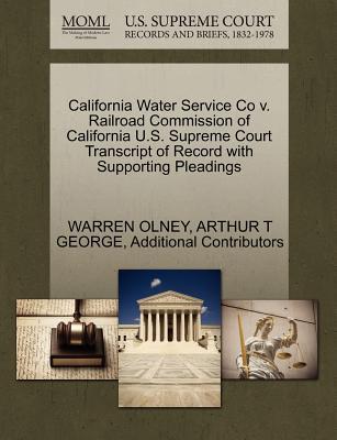 California Water Ser...