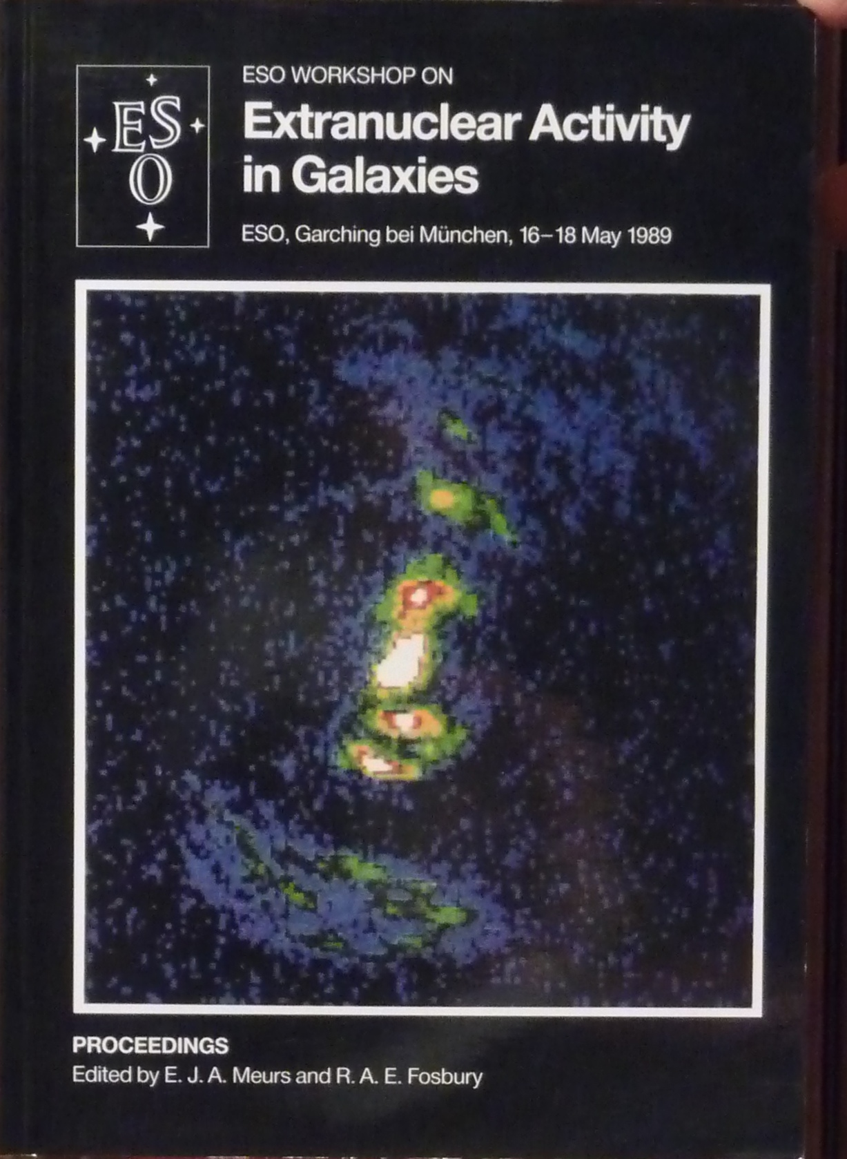 Extranuclear activity in galaxies