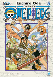 One Piece - New Edition 5