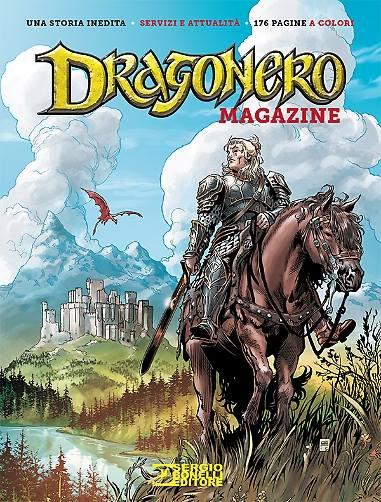 Dragonero Magazine n...