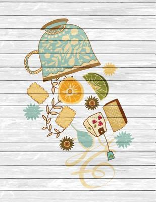 Tea Time Creative Journal 5