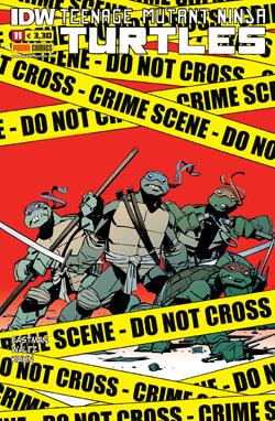 Teenage Mutant Ninja Turtles n. 11