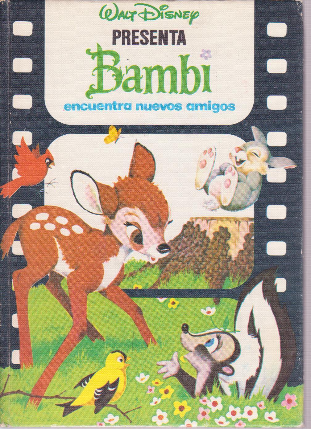 Bambi encuentra nuev...
