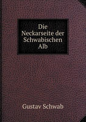 Die Neckarseite Der Schwabischen Alb