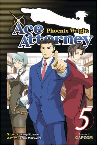 Phoenix Wright: Ace Attorney, Vol. 5