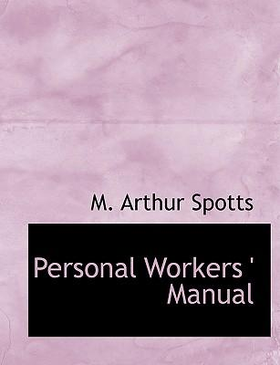 Personal Workers ' Manual