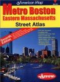Metro Boston, Eastern Massachusetts, Street Atlas