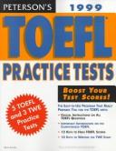 Peterson's Toefl Practice Tests