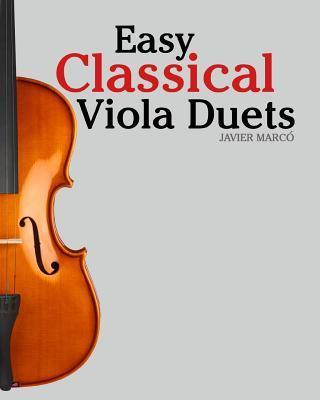 Easy Classical Viola Duets
