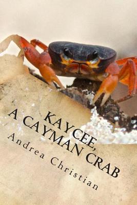 Kaycee, a Cayman Crab