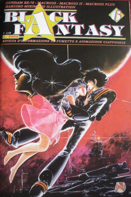 Black Fantasy n. 6
