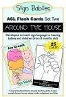 Sign Babies ASL Flash Cards, Set Two