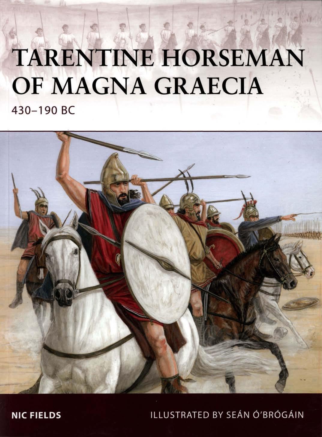 Tarentine Horseman of Magna Graecia
