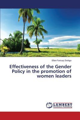 Effectiveness of the Gender Policy in the promotion of women leaders