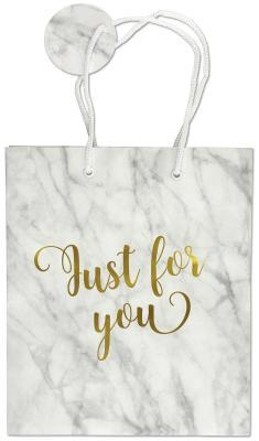 Marble Gift Bag