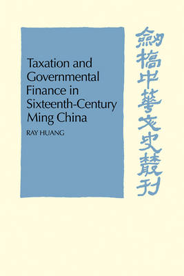 Taxation and governm...