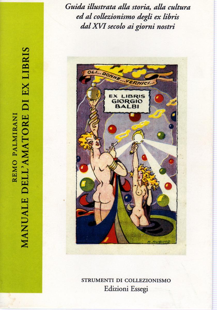 Manuale dell'amatore di ex libris
