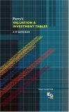 Parry's Valuation and Investment Tables, Twelfth Edition