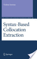 Syntax-Based Collocation Extraction