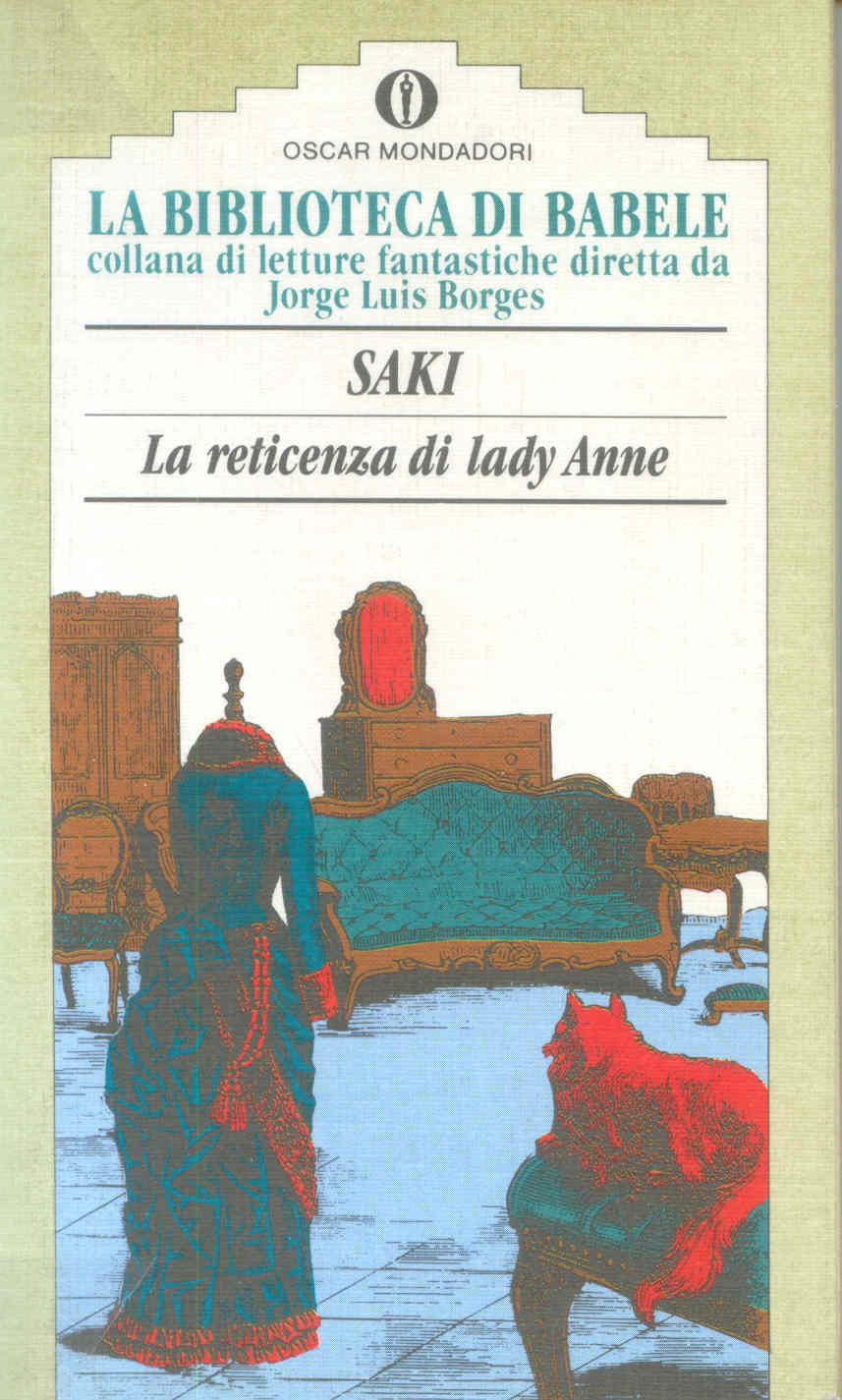 La reticenza di lady Anne