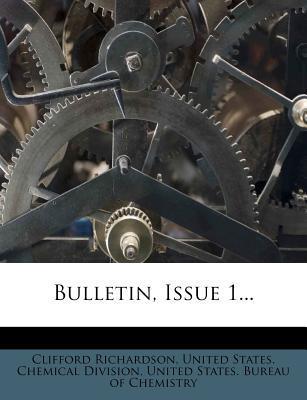 Bulletin, Issue 1.