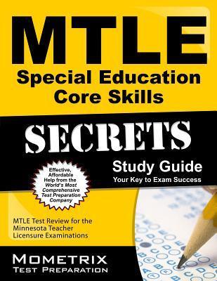 Mtle Special Education Core Skills Secrets