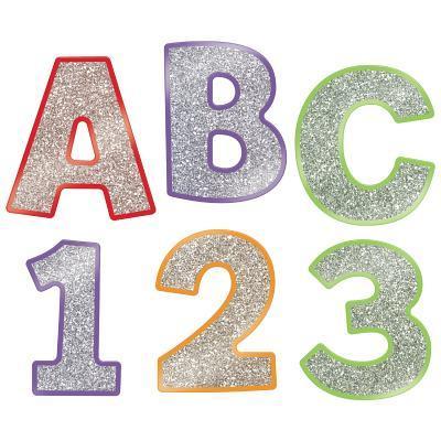 Sparkle & Shine Colorful Glitter Combo Pack Ez Letters