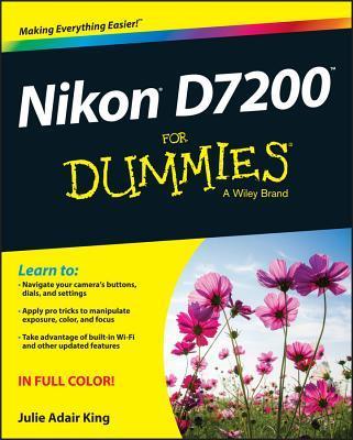 Nikon D7200 for Dumm...