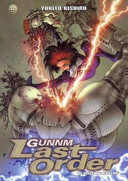 Gunnm Last Order Nº 12