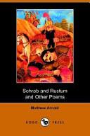 Sohrab and Rustum an...