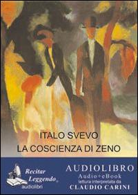 La coscienza di Zeno. Audiolibro. CD Audio formato MP3. Ediz. integrale