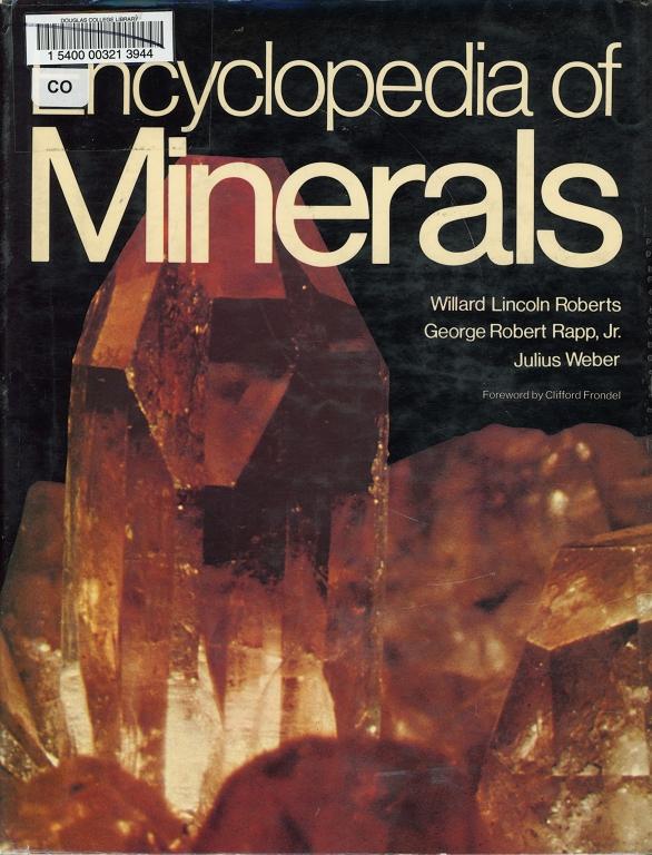 Encyclopedia of Minerals