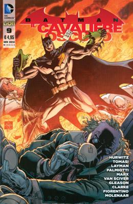 Batman Il Cavaliere Oscuro, n. 9