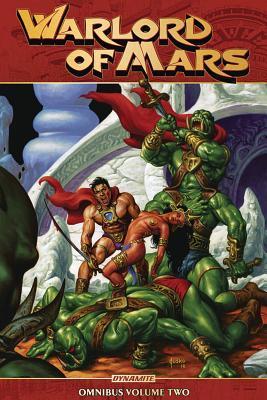 Warlord of Mars Omnibus 2