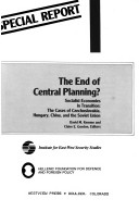 The End of Central Planning?