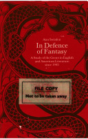 In Defence of Fantasy