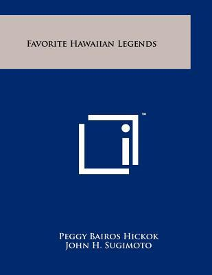 Favorite Hawaiian Legends
