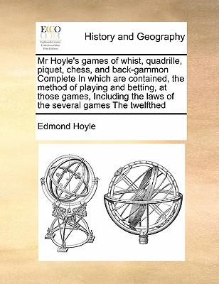 MR Hoyle's Games of ...