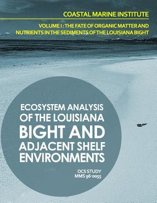 Ecosystem Analysis of the Louisiana Bight and Adjacenet Shelf Environment