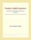 Penelope's English E...