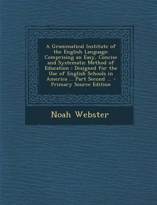 A Grammatical Instit...