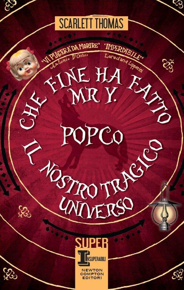 Che fine ha fato Mr Y - POPco - Il nostro tragico universo
