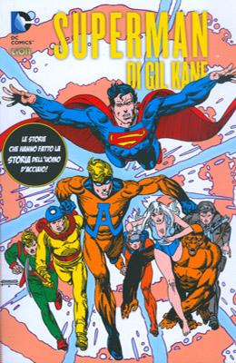 Superman di Gil Kane...