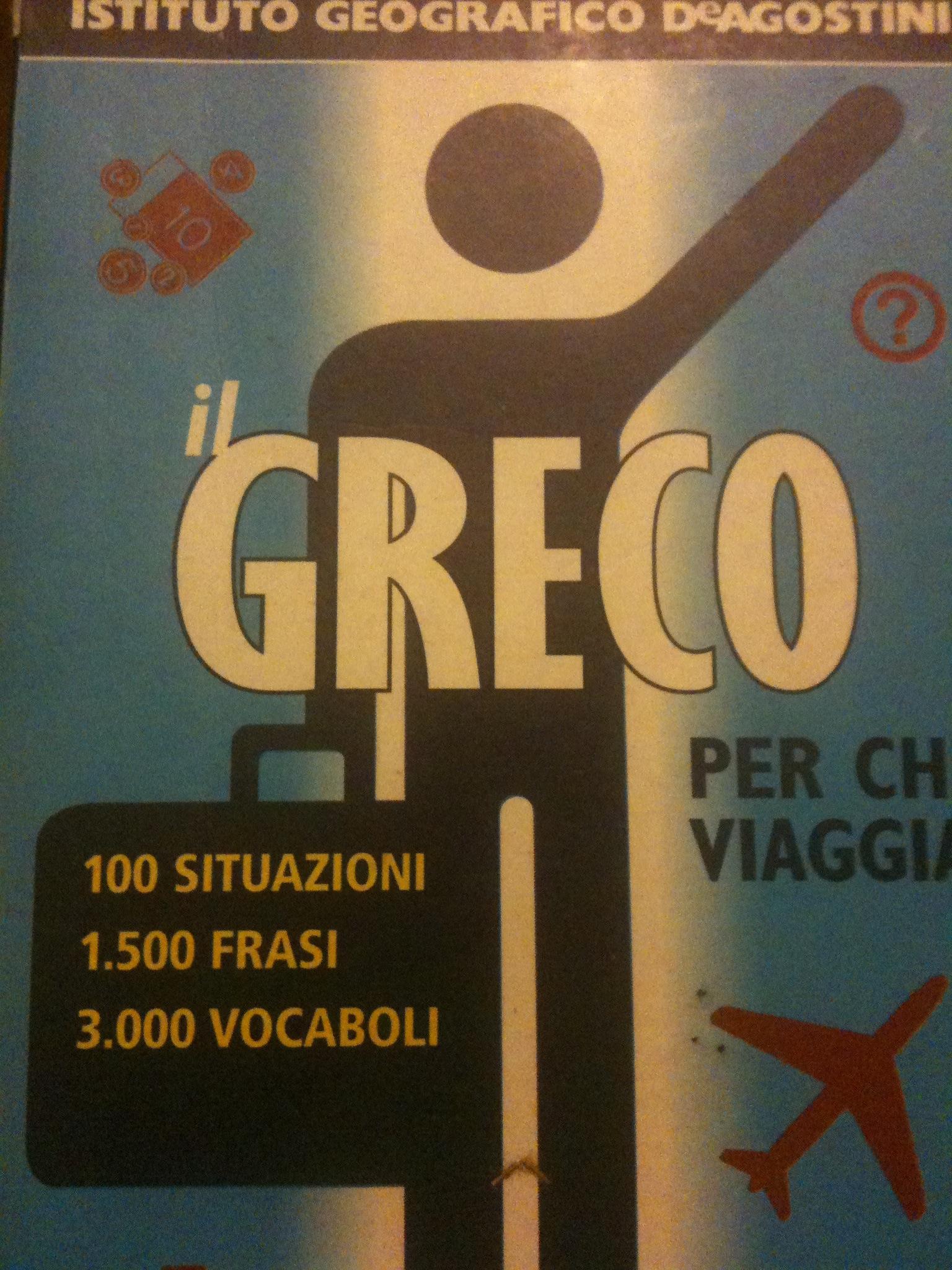 Il greco per chi viaggia